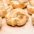 panini al rosmarino e formaggio