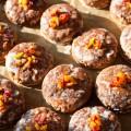 Ausseer Früchtelebkuchen (mit Cranberries und Datteln)