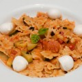 pasta mit tomaten-mascarpone-sauce